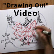 Navigators Drawing Out video Fred Eyer illustrator
