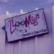 Loonees logo by Fred Eyer