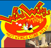 Wild Wings and Things logo by Fred eyer